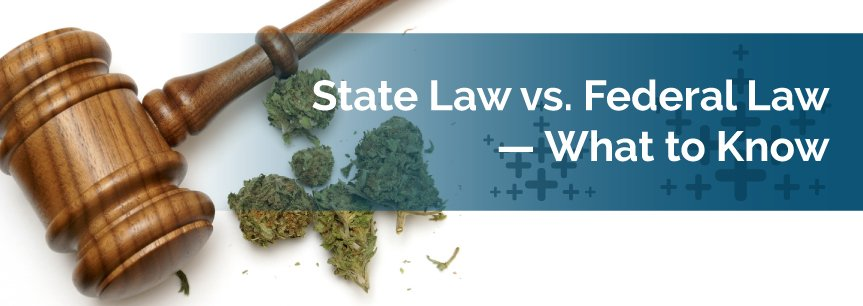 State Law vs. Federal Law — What to Know