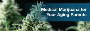 Medical Marijuana for Your Aging Parents