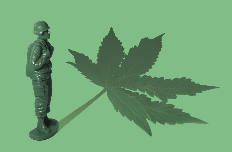 Medical Marijuana Approved for Veterans